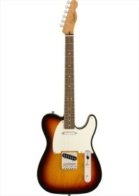 Squier by Fender Classic Vibe '60s Custom Telecaster 3TS