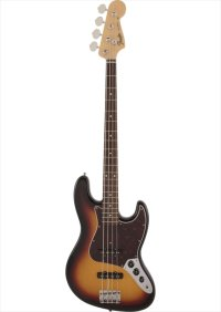 Fender Made in Japan Traditional 60s Jazz Bass 3-Color Sunburst