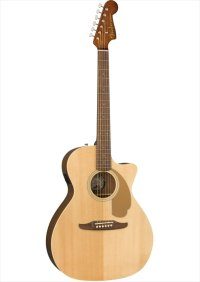 Fender Newporter Player Natural WN 【新品アウトレット】