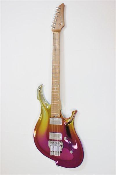 画像1: KOLOSS 次世代アルミギター X6 Sunset