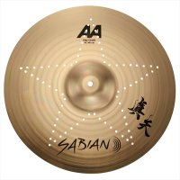 """SABIAN 真矢☆スタークラッシュ 18"""" AA-18VC/SC ( Brilliant / Thin )"""