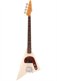 Fender Hama Okamoto Fender Katana Bass Olympic White