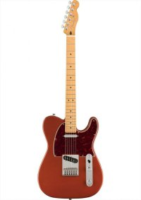 Fender Player Plus Telecaster Aged Candy Apple Red