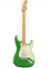 Fender Player Plus Stratocaster HSS Cosmic Jade